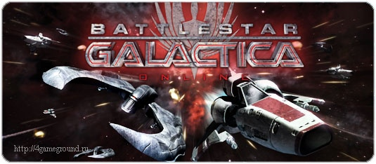 Play Battlestar Galactica Online game online for free