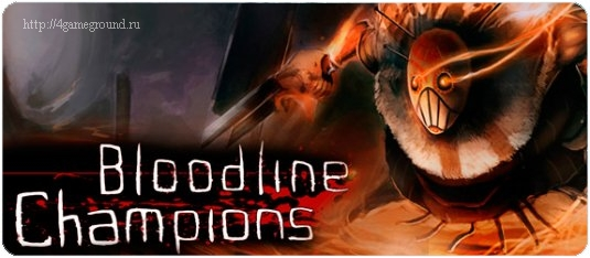 Play Bloodline Champions game online for free