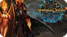 Alvegia game - spirit of the classic MMO