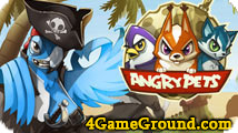 Play Angry Pets game online for free