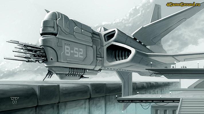 Battle Space - ready for battle
