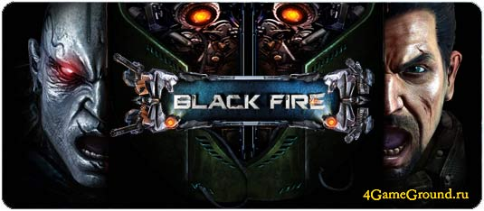 Play Black Fire game online for free