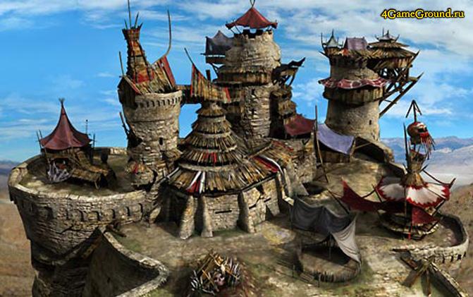 Carnage castle