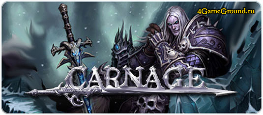 Play CARNAGE game online for free