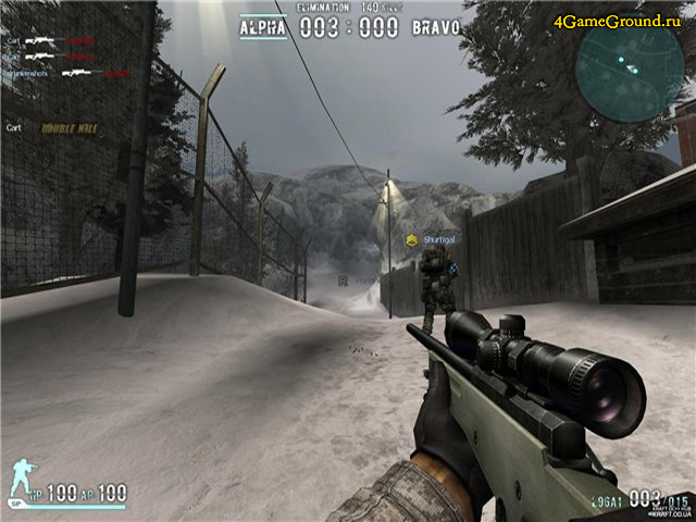 Combat Arms - shoot'em