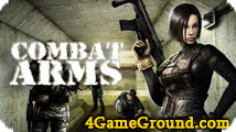 Combat Arms - take part in tournaments and compete for the title of best fighter