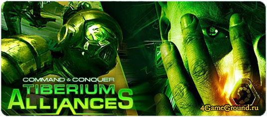Play Command & Conquer: Tiberium Alliances game online for free