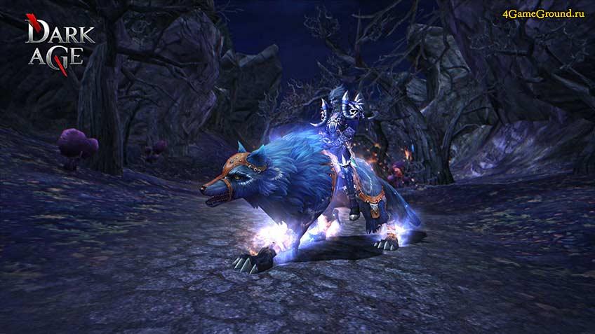 Dark Age - werewolf