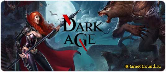Play Dark Age game online for free