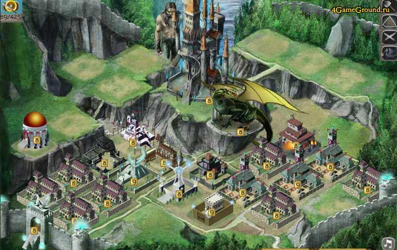 Dragons of Atlantis - dragon guardian