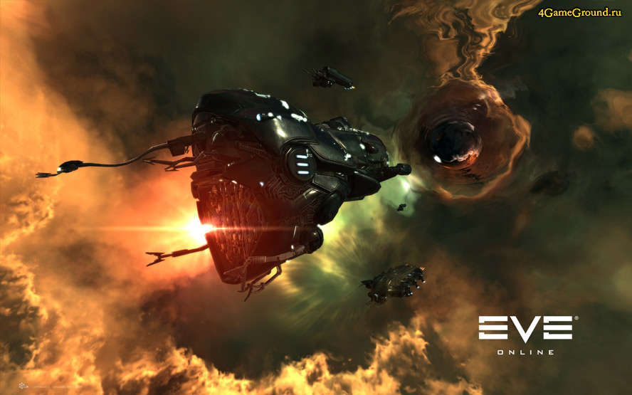 Welcome to EVE online
