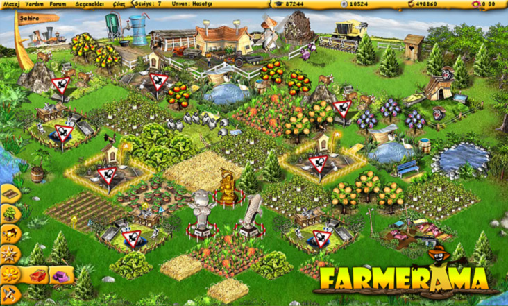 Farmerama - your farm
