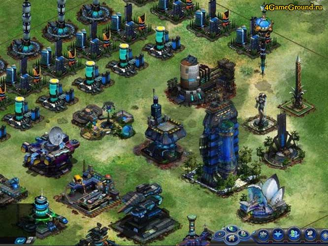 Galaxy Online 2 - your base