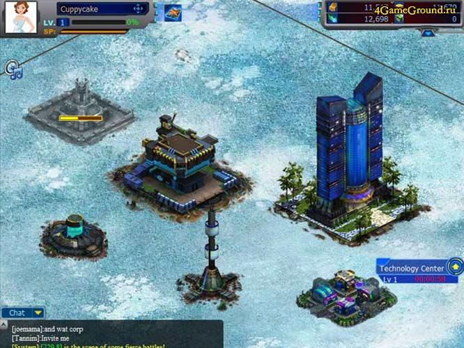 Galaxy Online 2 - the beginning