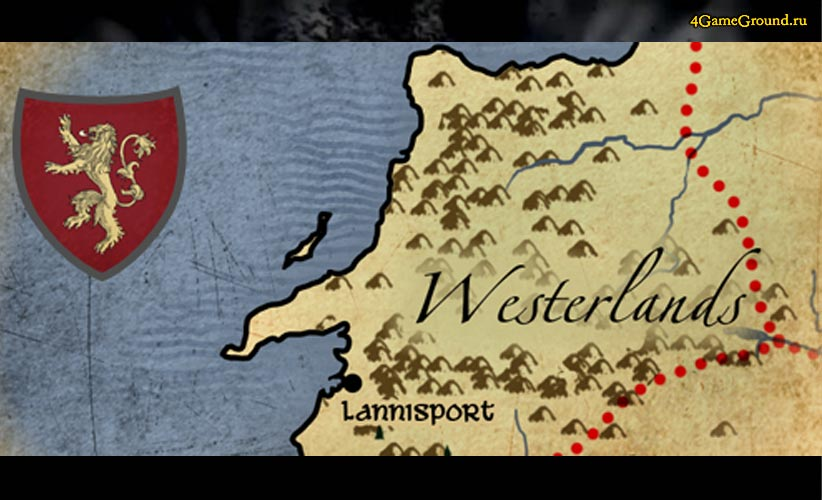 Game of Thrones Ascent - map