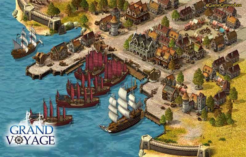 Grand Voyage - port