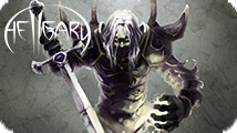 Hellgard - either run the darkness of the whole earth!