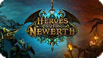 Heroes of Newerth - create a team of real fighters