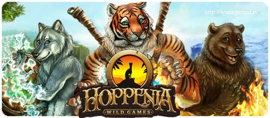 Play Hoppenia game online for free