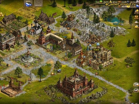 Imperia online 2 - big castle