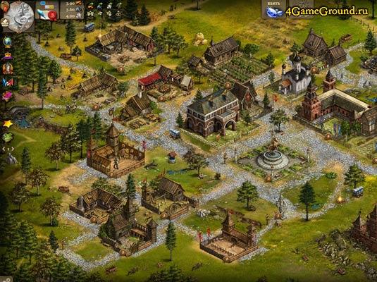 Imperia online 2 - new city