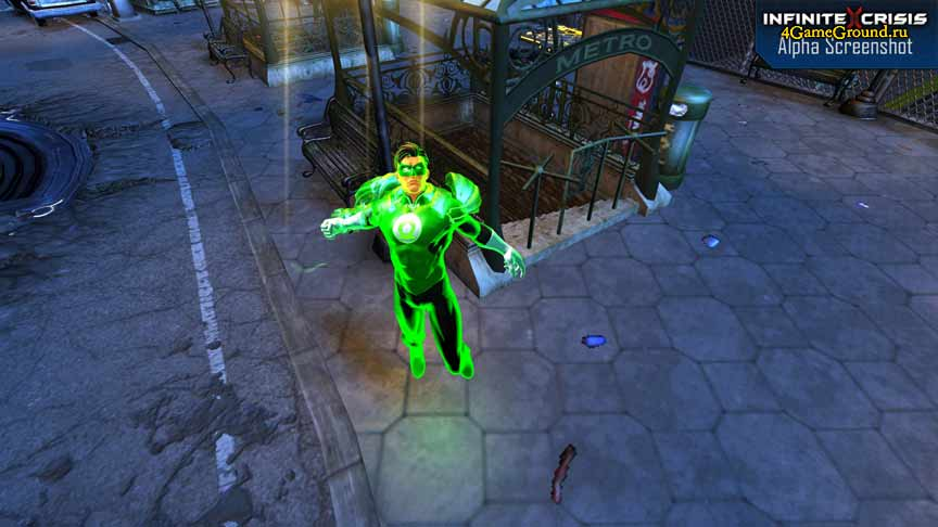 Infinite Crisis - Green Latern