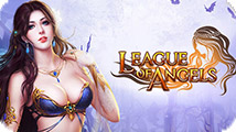 League of Angels - Angel tame!