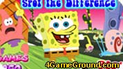 Spongebob Seek differences