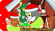 Christmas with Tom and Jerry