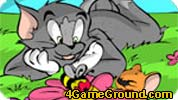 Tom and Jerry: In the flower meadow