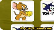Card Tom and Jerry