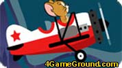 Tom and Jerry: In the cheese helicopter