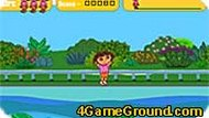 Dora Cross The River