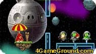 Angry Birds Space Alien War