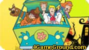 Travel Scooby Doo and his friends