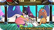 Spongebob Karate King