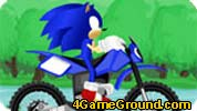 Sonic in an emergency trip