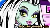 Monster High Frankie Stein Makeup