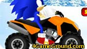 Sonic Winter race