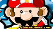 Mario above ground
