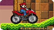 Race Mario in the world of Sonic
