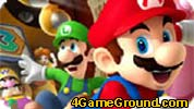 Mario and all the characters in his games
