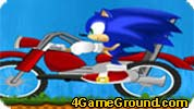 Motocross for Sonic
