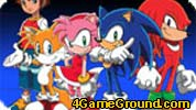 Sonic and companions