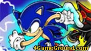 Sonic Shadow and Night