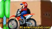 Super Mario Motorcycle
