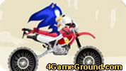 Sonic in the Sahara