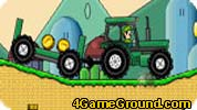 Mario on Tractor 3