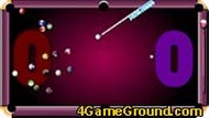 Multiplayer Straight Billiard