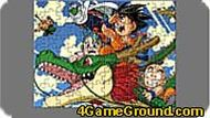 Dragon Ball Puzzle: 2 Modes